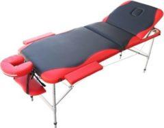Sonstiges Massageliege Alu Belastbarkeit bis 230 kg, Rot