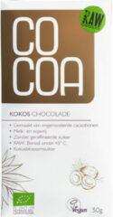 Cocoa Reep Kokos Bio 50 gr