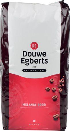 Afbeelding van Rode Koffie Douwe Egberts bonen fresh melange rood 3000gr