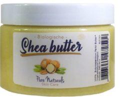 Pure Naturals Sheabutter - ongeraffineerd & biologisch - 350 gram