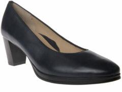 Ara Orly High Soft dames pump - Blauw - Maat 37