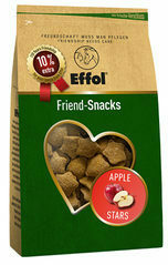 Effol Friend-Snacks Appel Stars - 500 gram