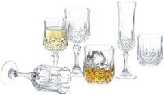 Whiskeyglas-Set, 6-tlg. Creatable ungefärbt