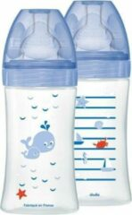 Dodie - Lot van 2 Sensation + babyflessen 270 ml