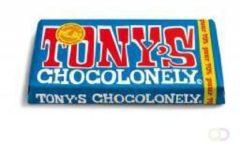 Tony's Chocolonely - Classic Pure Chocolade 70%, 180 gram