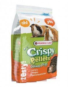 Afbeelding van Versele-Laga Prestige Crispy Pellets Knaagdierensnack Caviavoer - 2 kg