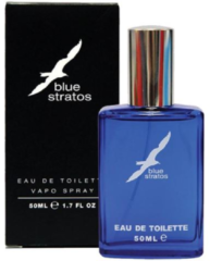 Blue Stratos Eau De Toilette Vapo (50ml)