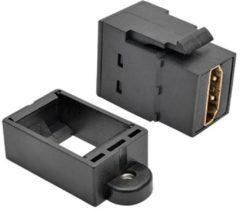 Tripp Lite P164-000-KP-BK HDMI HDMI Zwart kabeladapter/verloopstukje