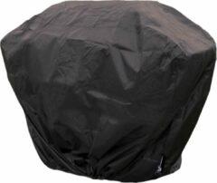 Zwarte CUHOC COVER UP HOC bbq hoes 145x61 x117 cm Barbecue hoes/ afdekhoes bbq / met trekkoord