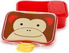 Bruine Skip Hop Zoo - Lunchbox - Aap