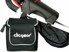 Zwarte Clicgear Rangefinder Tas Voor Clicgear Trolleys