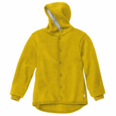 Disana - Kid's Walk-Jacke - Wollen vest maat 62/68, oranje