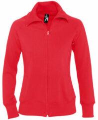Rode Sweater Sols SODA WOMEN SPORT
