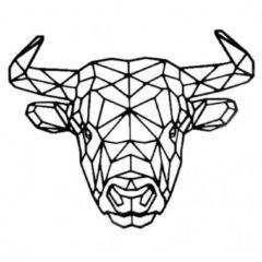 Zwarte Fabryk Design FBRK. Stier - Bronze Metallic