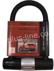 Zwarte Top-Lock ART 4 Beugelslot Top Lock Scooter & Motor - 24,5cm
