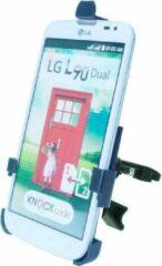 Zwarte Haicom Vent houder LG L90 (VI-345)