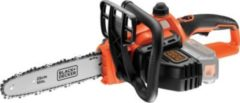 Black & Decker BLACK+DECKER Elektro-Kettensäge Akku-Kettensäge GKC1825LB, 18Volt