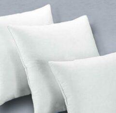 Welterusten Katoenen Kussenslopen (set van 2) 60x70 kleur WIT