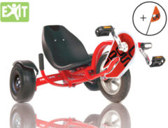 Rode EXIT Skelter Triker Pro 50 Red