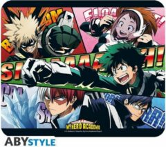 Blauwe ABYSTYLE My Hero Academia - Flexible Mouse Pad - Comics