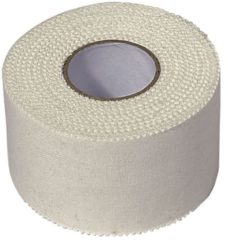 Witte Stanno Professional Sports Tape 3,8 cm - Sportbandages - ecru - 1 size