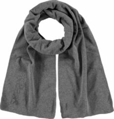 Licht-grijze Barts Fleece Shawl Unisex - Heather Grey - One Size