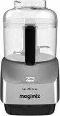 Zilveren Magimix Le Micro - keukenmachine