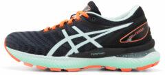 Zwarte Asics GEL-Nimbus 22 hardloopschoenen voor dames - Hardloopschoenen