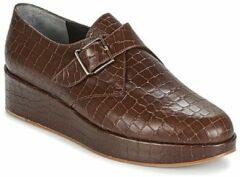 Bruine Nette schoenen Robert Clergerie NONKA-V.COCCO-CHOCOLAT