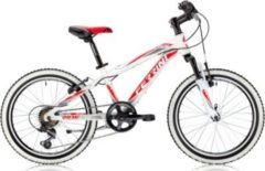 20 Zoll Kinderfahrrad Ferrini Ride 6V... weiß