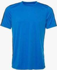Dutchy heren voetbal T-shirt - Blauw - Maat XL