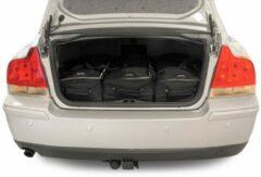 Car-Bags Volvo S60 I (2000-2010) 6-Delige Reistassenset zwart