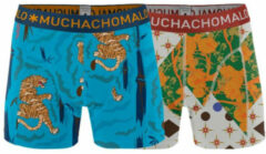 Blauwe Muchachomalo Boxers