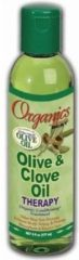 Africas Best Organics Olive & Clove Oil Therapy 177 ml