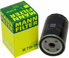 MANN FILTER Oliefilter W719 / 29