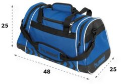 Hummel Sheffield Bag Sporttas - Blauw - Maat One Size