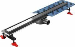 Douchegoot Lineair Wiper 90 cm 900 mm Premium Slim Ponente