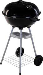 Zwarte LOKS Kogelbarbecue / BBQ (Ø 45 cm)