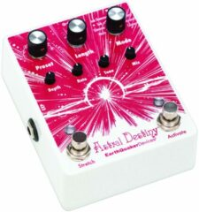 EarthQuaker Devices Astral Destiny - An Octal Octave Reverberation Odyssey - modulated octave reverb effectpedaal met 8 modi