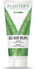 Planter's Aloë Gel 99,9% - Biologische Aloë Vera Gel - SOS Bodygel bij Schaafwondjes, Insectenbeten, Zonneallergie en Uitslag door Processierups - Vermindert Jeuk - 200 ml