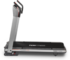 Grijze Flow Fitness Runner Dtm400i Loopband