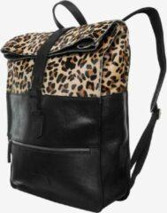 Zwarte Mozz Bags MOZZ Luiertas Rugzak Wild Ones Gobi Backpack - Jaguar