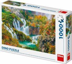 Dino Toys Dino Legpuzzel Plitvice Lakes 1000 stukjes