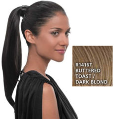 Great Lengths Hairdo Simply Straight Pony R1416T Buttered Toast 45 cm