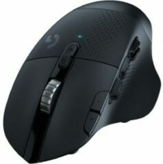 Zwarte Logitech Gaming G604 Lightspeed Wireless Gaming Mouse