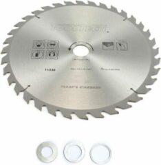 Tooltech Zaagblad Cirkelzaag 300mm, 36 Tanden ATB