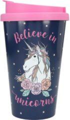 Depesche Drinkbeker To-Go Believe in Unicorns