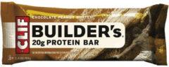 Clif Bar Builder's 12 repen van 68g - Sportvoeding energie- & herstel