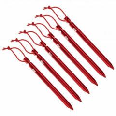 Stoic - Aktse - Haring maat 18 cm, rood