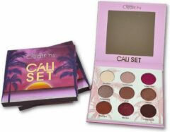 Fuchsia Beauty Creations Cali Set Eyeshadow Palette